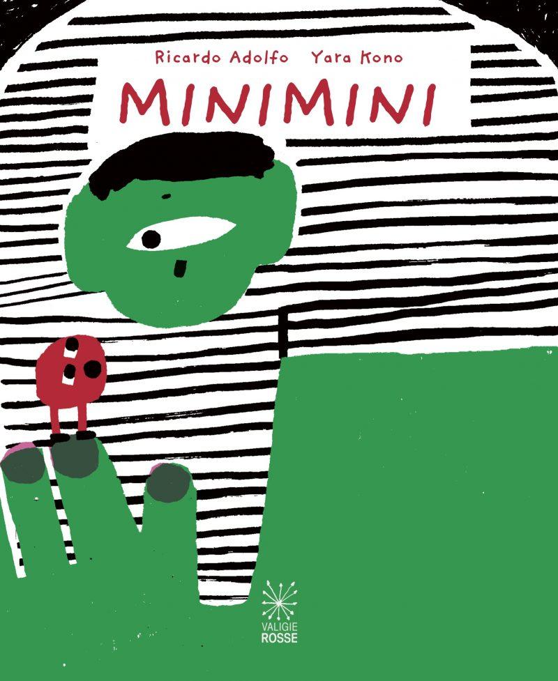 "Copertina di ""Minimini"""